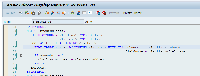 March 2019 – ABAP Police